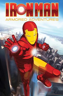 Iron Man Armored Adventures Serie Animada Latino