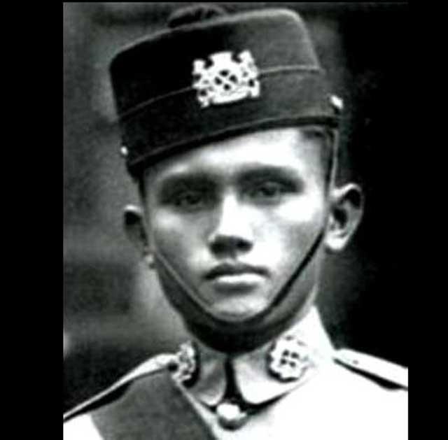 Lieutenant Adnan Bin Saidi, KIA 15 February 1942 worldwartwo.filminspector.com