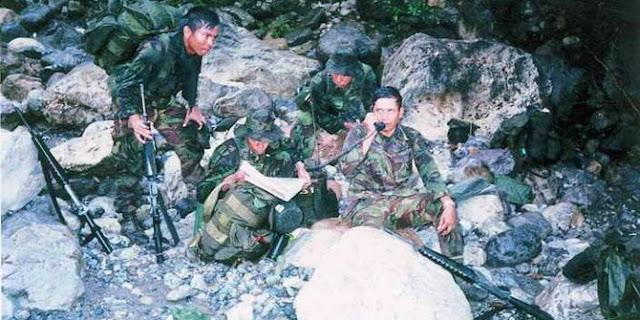 Membandingkan SBY dan Agus Saat  sama-sama berpangkat Mayor TNI