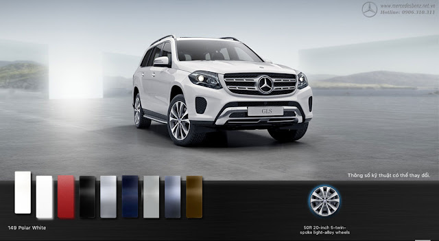Mercedes GLS 400 4MATIC2017