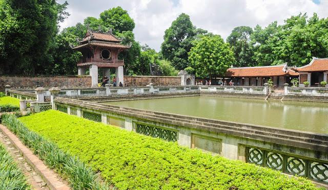 templo de la literatura (Confucio)