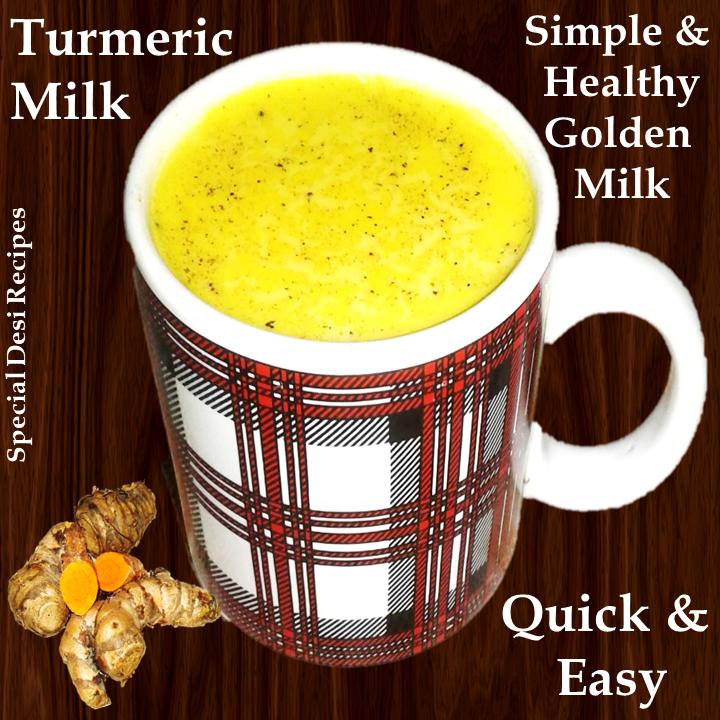 turmeric tea special desi recipes