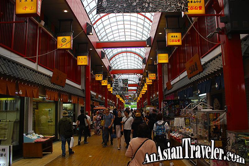 Asakusa Shopping Arcade