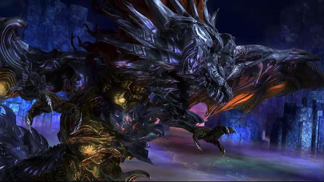 Final Fantasy XIV - Shinryu (Extreme) Guide