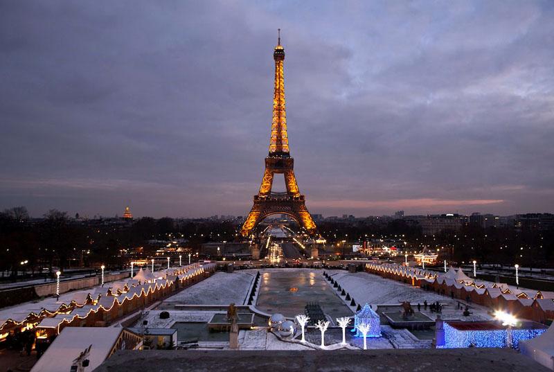MARCO CASTRO PHOTO: Paris. La ville lumiére.