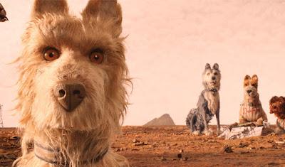 Ranking Mejores Películas de Wes Anderson 8 - Isla de Perros