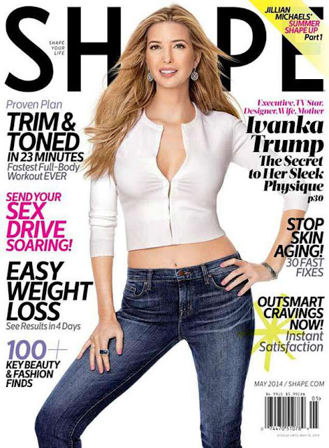 Ivanka Trump Covers Shape, Talks Diet Habits & Getting Her Body Back After Baby