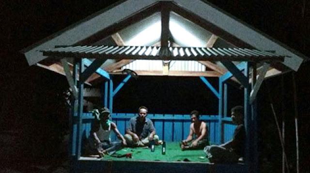 Ganjar Imbau Warga Jateng Gencarkan Patroli dan Ronda Malam selama Pandemi Corona