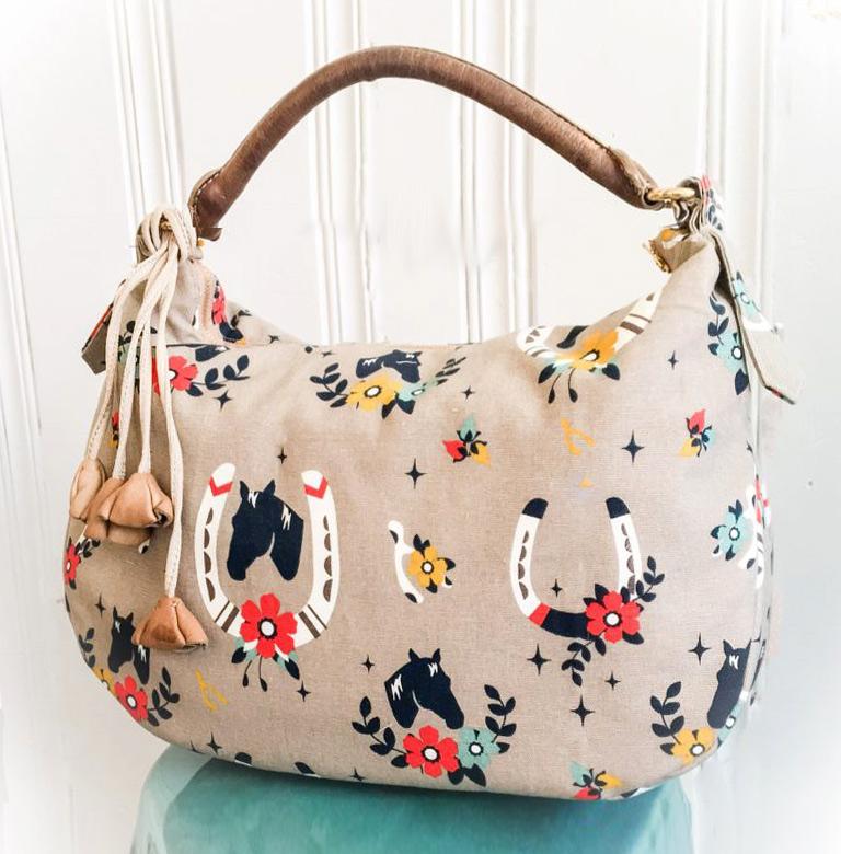 Hobo Bag Pattern + Tutorial