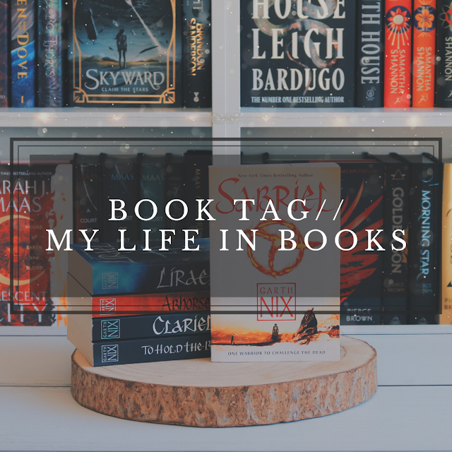 Book Tag: My Life in Books
