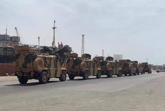 Prueban que Erdogan mantiene a extremistas en Libia