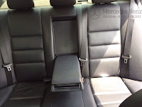 Nội thất Mercedes C300 AMG 2011 đã qua sử dụng màu Đen