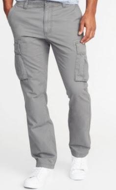 jenis Celana pria kekinian_celana kargo