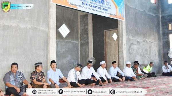 Saling Berbagi Dibulan Suci Ramadhan Pada Safari Ramadhan Ke Delapan
