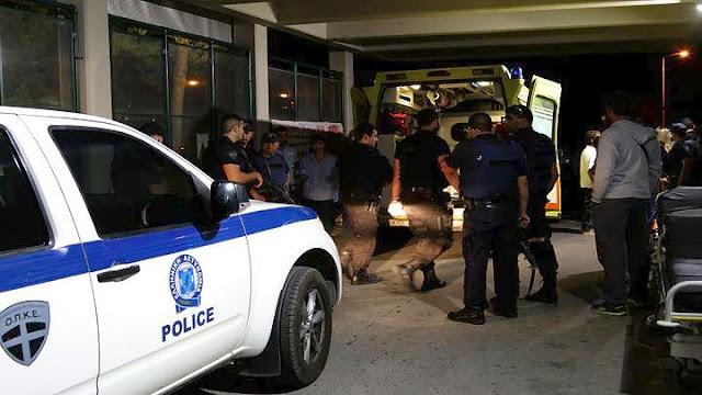 Τραυματίες τρεις αστυνομικοί από συμπλοκή με Ρομά στη Μεσσηνία