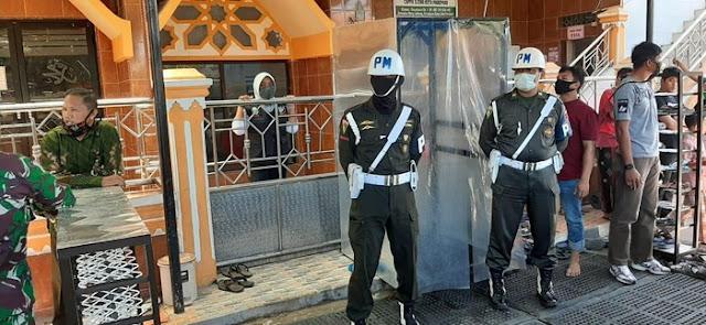 Polisikan Bu Camat 'Bubarkan Sholat Jumat', Pelapor Ternyata Tak di Lokasi