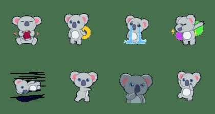 Koala Imut - Animated