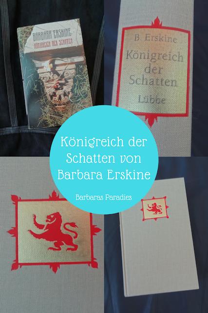 Königreich der Schatten von Barbara Erskine