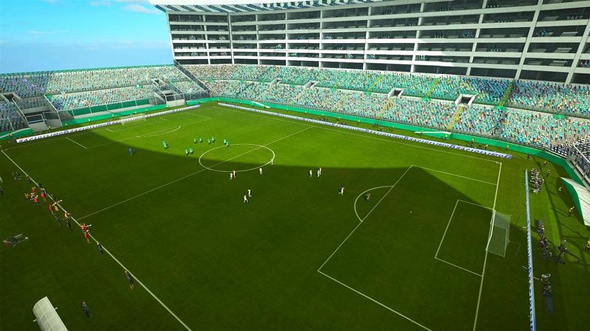 Estadio Deportivo Cali For PES 2013