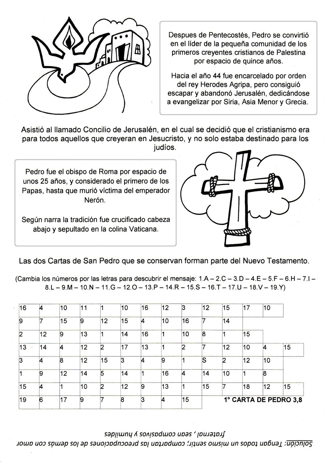 Blog Catolico Gotitas Espirituales El Apostol San