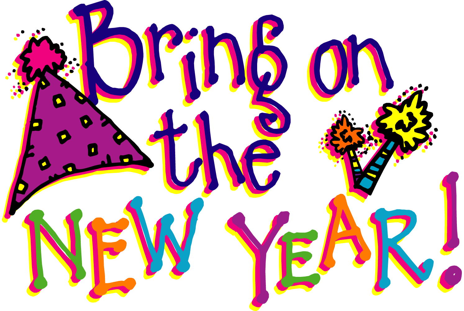 new year's day 2014 clipart - photo #12