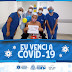 Mais três pacientes recebem alta da UTI Covid-19 do Hospital Dom Antônio Monteiro, em Sr. do Bonfim