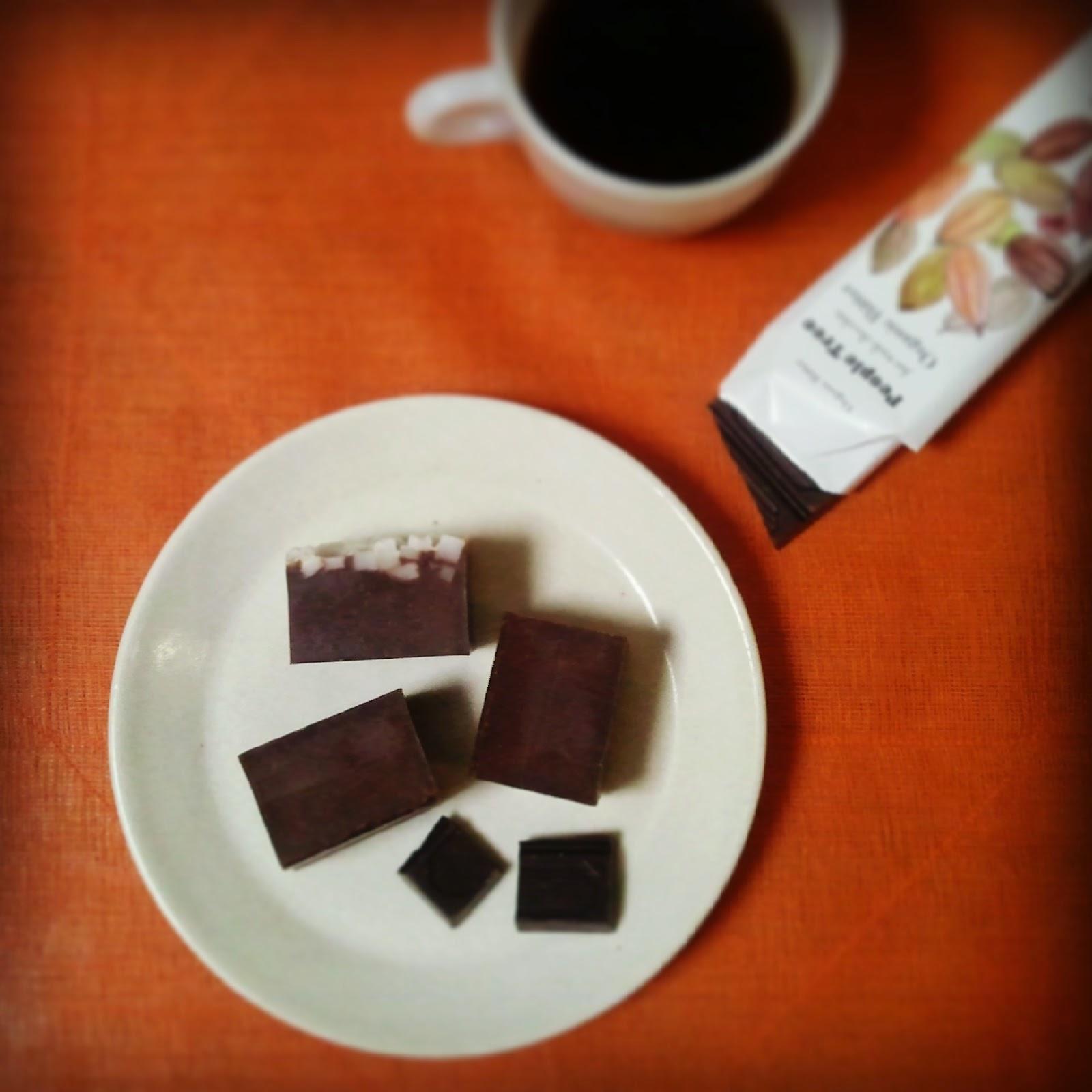 『Chocolate Bars』Rika Shimizu