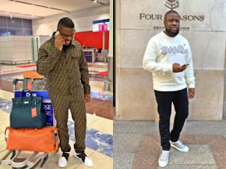 Hushpuppi Gains over 200k followers while in detention