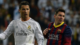 Messi speaks openly about 'special duel' with Ronaldo