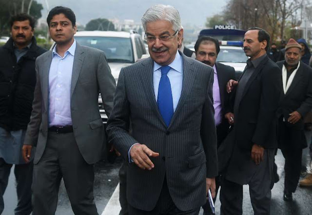 """The government justifies the arrest of Asif, shares details of """"misdeeds"""""""