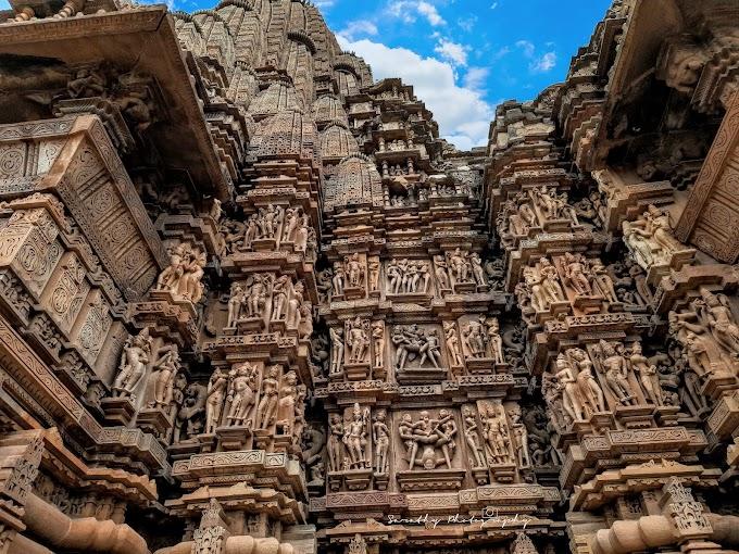 The Absolutely Stunning Khajuraho