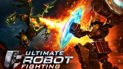 Download Game Ultamate Robot Fighting Di Android Kamu!
