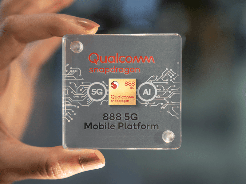 Qualcomm Snapdragon 888 SoC with integrated X60 5G modem announced!