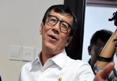 Menkumham Beralasan Pemindahan Ahok karena Banyak Pendukung Anies di Cipinang