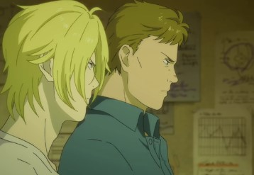 Banana Fish – Episódio 08
