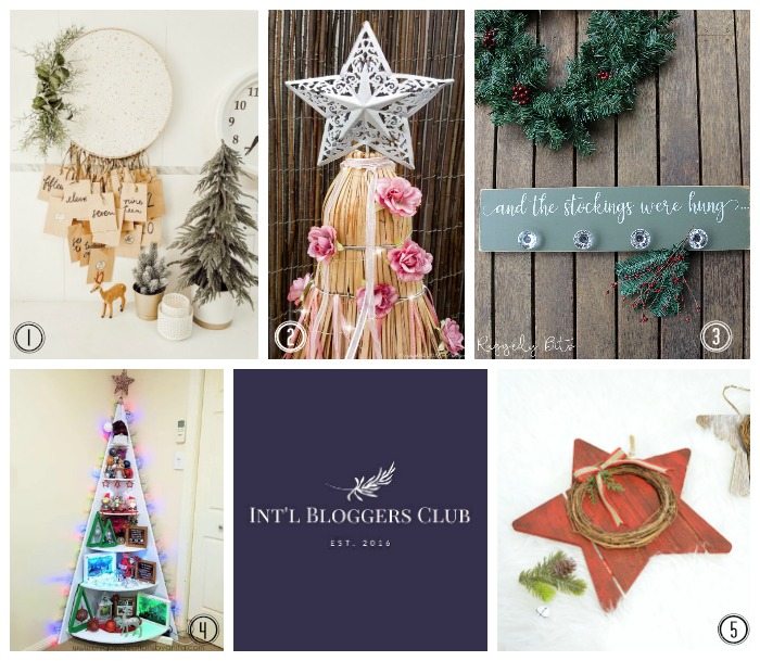 Int'l Bloggers Club Christmas Challenge
