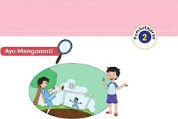 Rangkuman Materi Pembelajaran 2 Subtema 2 Tema 1 Kelas 5 SD Kurikulum 2013