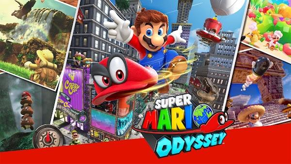 تحميل لعبة Super Mario Odyssey + all update للكمبيوتر