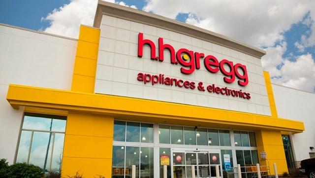 Loja de eletrônicos H.h.gregg