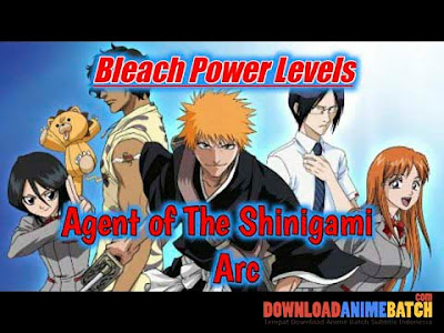 Download Bleach Arc Agent Of Shinigami Subtitle Indonesia