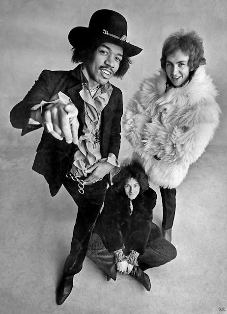 The Jimi Hendrix Experience 1960s