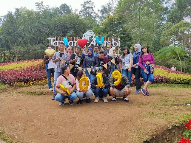 Paket Tour Lembang Bandung 3D2N