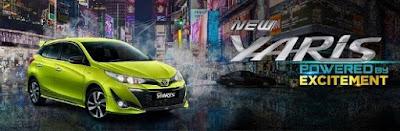 New Yaris, Hatchback Modern Dengan Kemampuan Handal