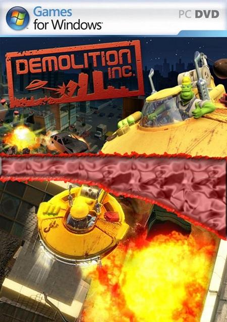 Demolition Inc 2011 [PC Full] Español [Pocos Recursos] Descargar 1 Link