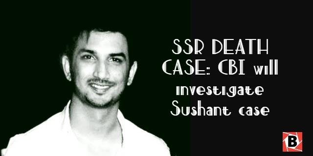 सुप्रीम कोर्ट ने दिया आदेश,अब CBI करेगी सुशांत केस की जांच,मुंबई पुलिस को 3 दिन में देनी होगी पूरी फ़ाइल