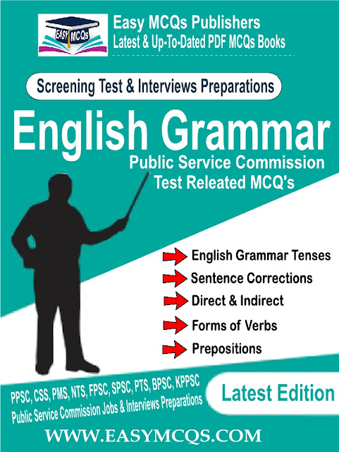 Solved Objective Type Questions Answers English Grammar Practice PDF Guide