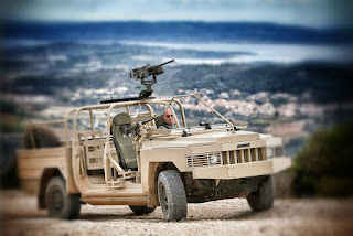 ATLV Light Tactical Vehicle