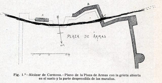 Terremoto de Carmona de 1504.