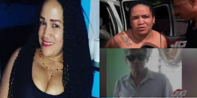 Image result for Por golpear a su madre, mujer mata a su padrastro en Santiago