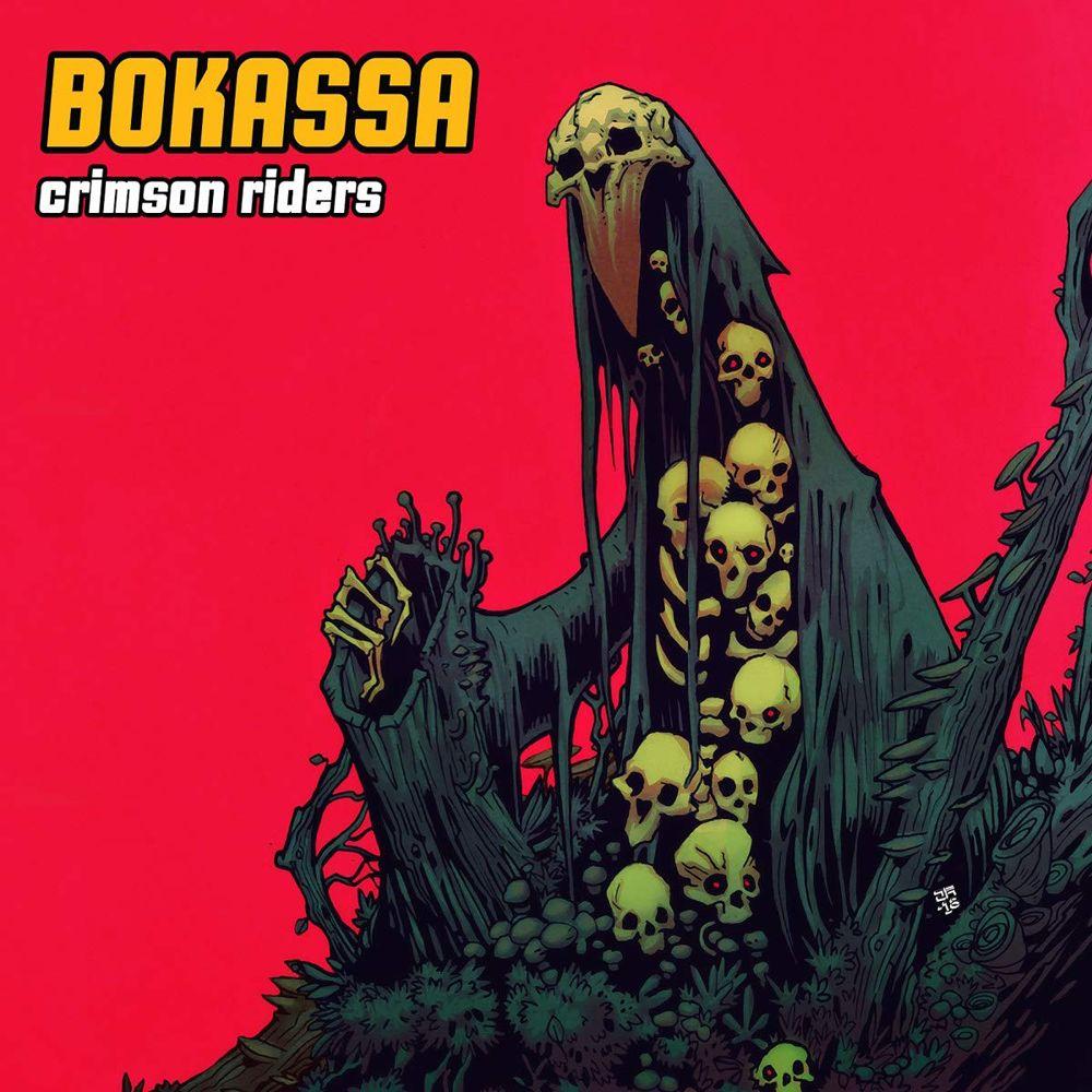 Bokassa Crimson Riders